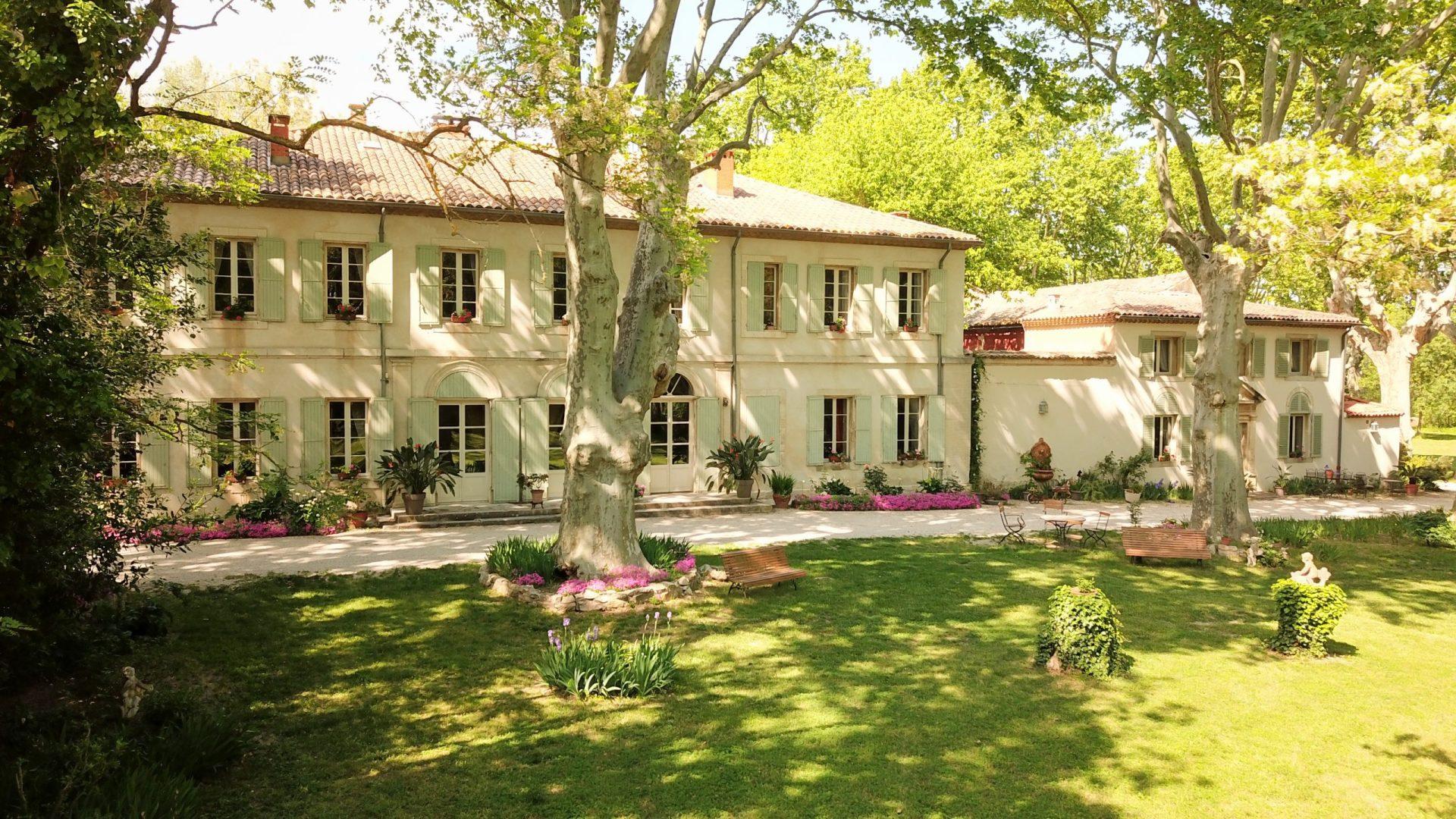 Domaine Le Taleur Sauveterre Vaucluse Mariage Réception Événement