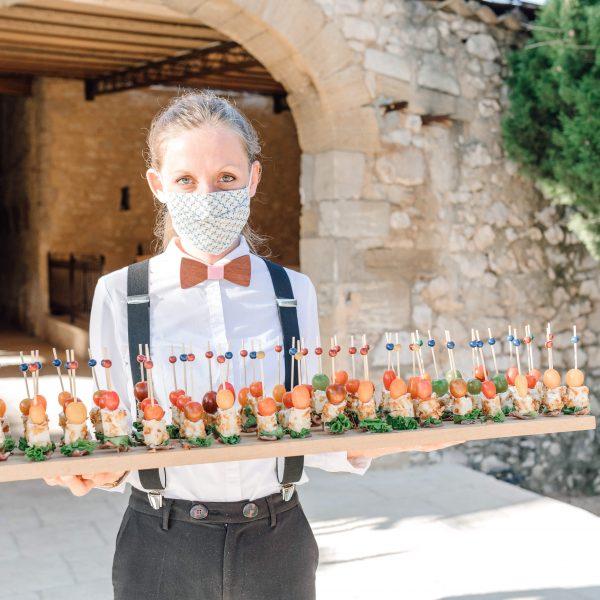 cocktail mariage traiteur réception Grand Belly Provence Sud de France caterer