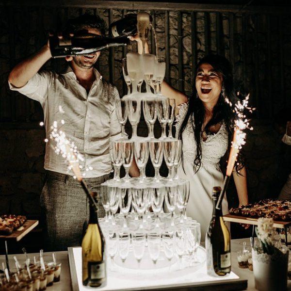 Traiteur Mariage dessert Sarson Provence Réception Traiteur