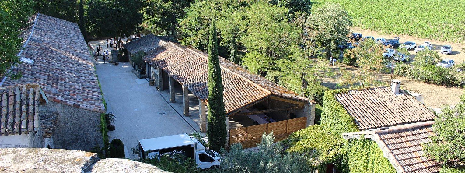 Château Granoupiac Hérault Location Mariage Événement Réception Traiteur